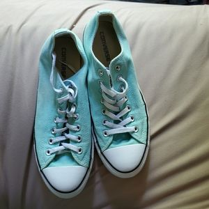 Converse All Star Oxford Sneakers Aruba Blue